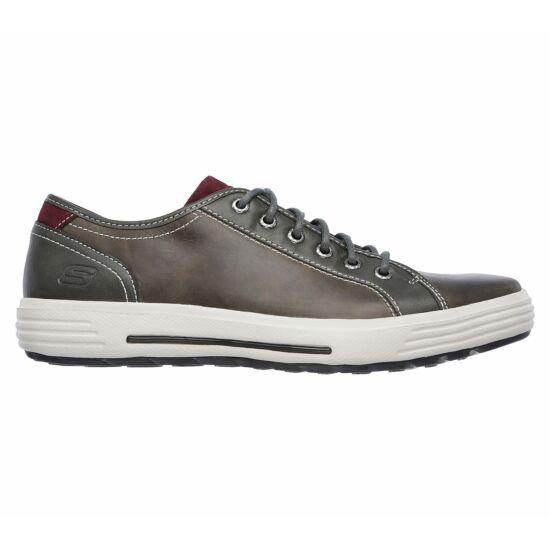 Skechers szürke férfi utcai cipő