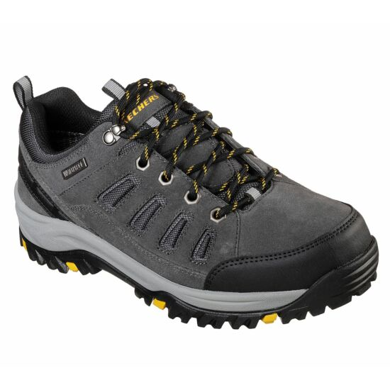 Skechers szürke férfi cipő
