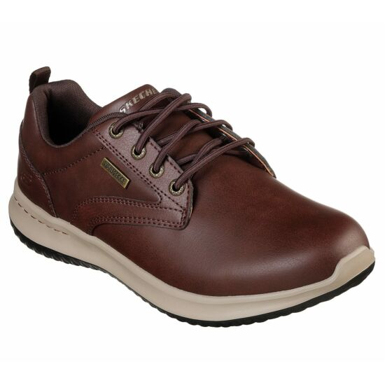 Skechers barna férfi bőr utcai cipő