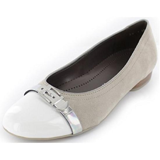 Ara Jenny szürke balerina cipő