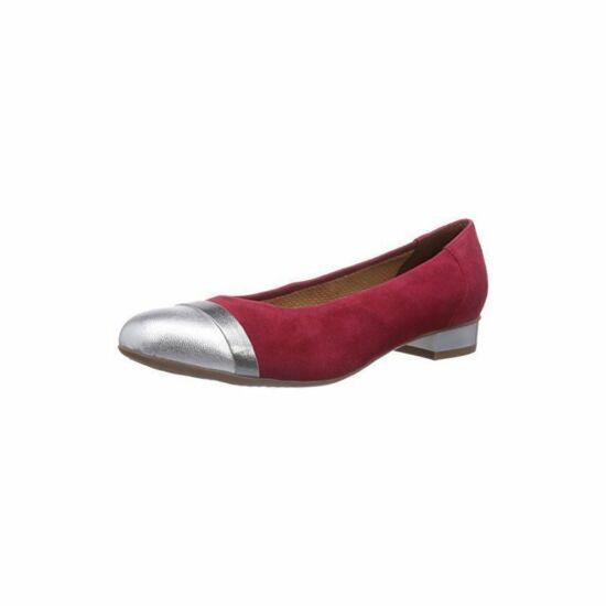 Ara piros balerina cipő
