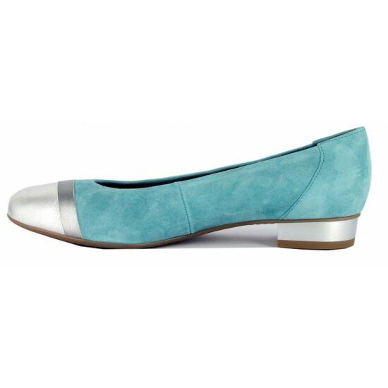 Ara türkiz balerina cipő