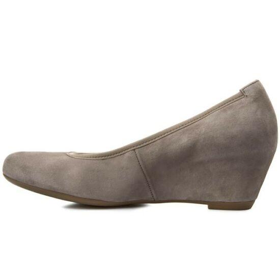 Gabor beige telitalpú cipő