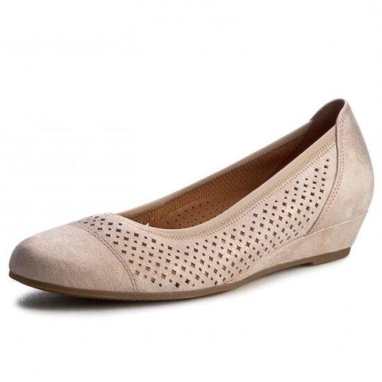 Gabor antikrose éktalpú balerina cipő