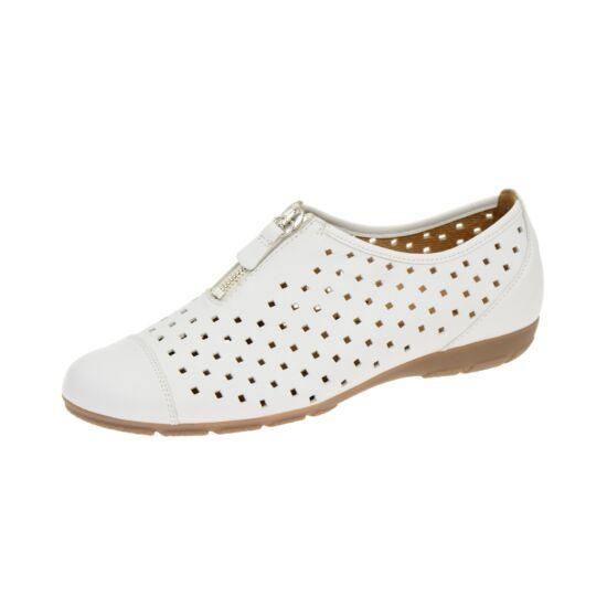 Gabor fehér női nyári cipő