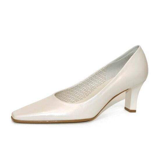 Gabor fehér női alkalmi cipő