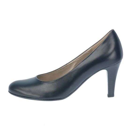 Gabor fekete női alkalmi cipő
