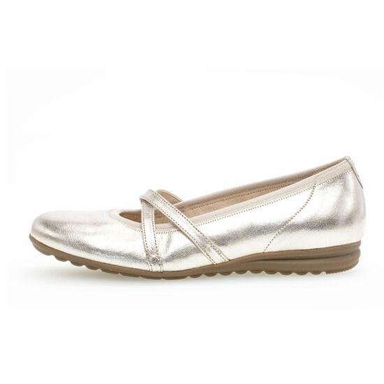 Gabor pántos balerina cipő
