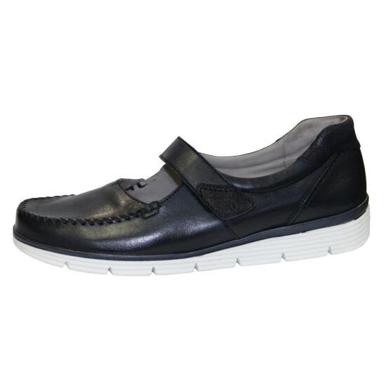 Gabor fekete tépőzáras cipő