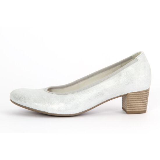 Gabor csillogó fehér cipő