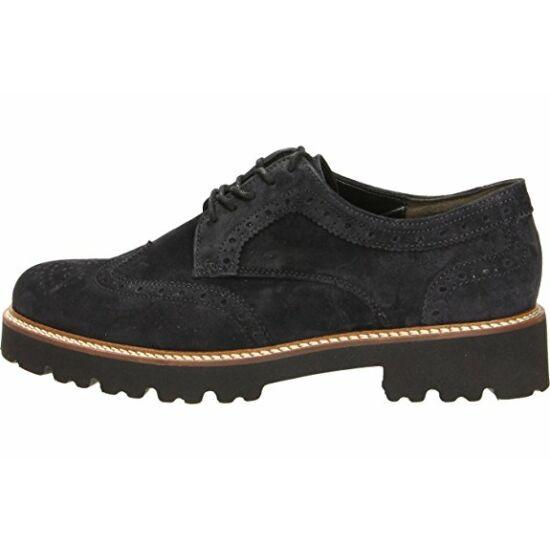 Gabor sötétkék fűzős cipő