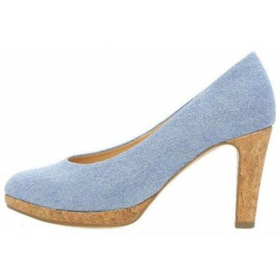 Gabor kék női alkalmi cipő