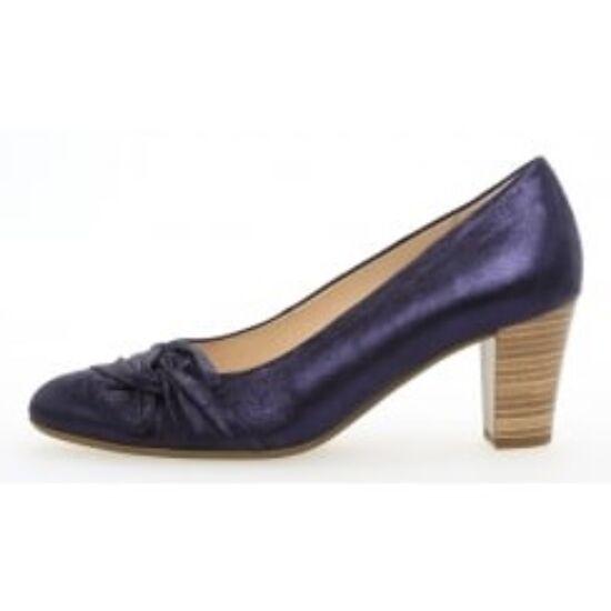 Gabor kék alkalmi cipő
