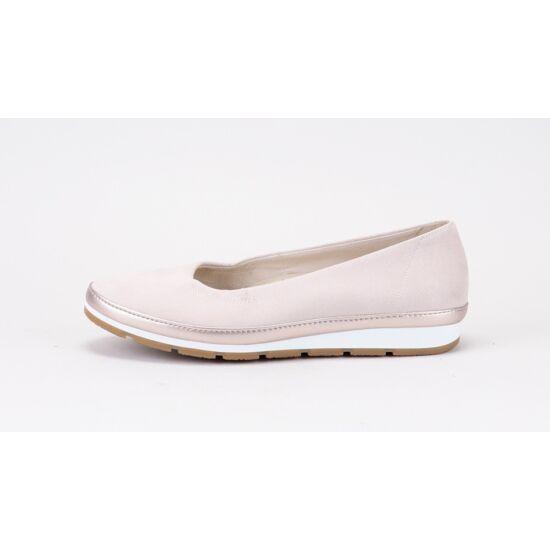 Gabor halvány rózsaszín balerina cipő