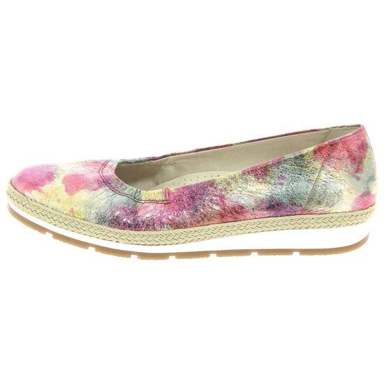 Gabor színes balerina cipő