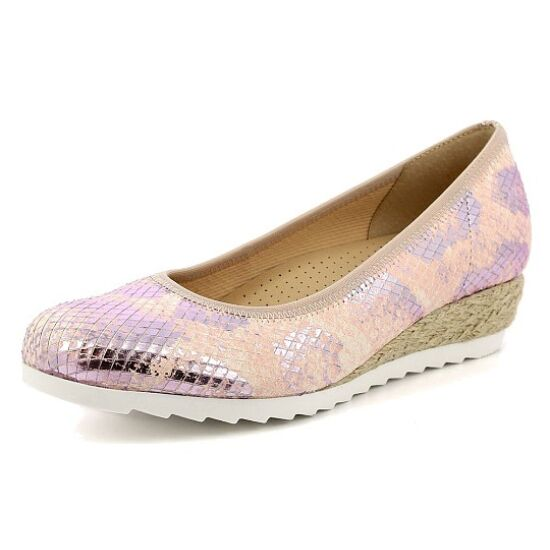 Gabor éktalpú balerina cipő