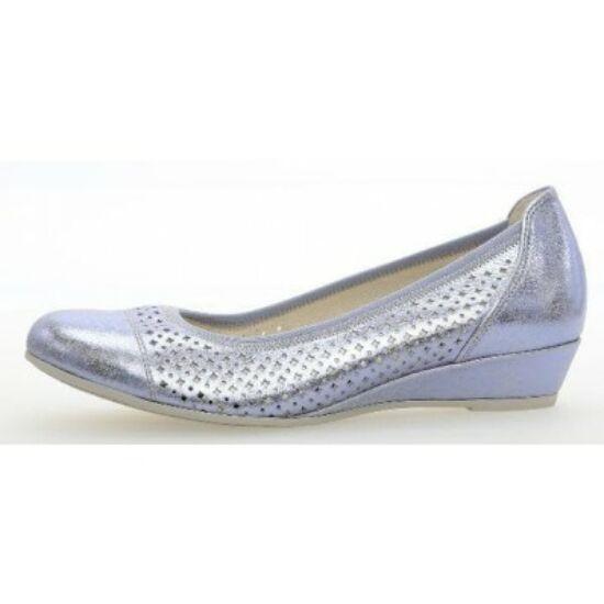 Gabor kék lyukacsos cipő