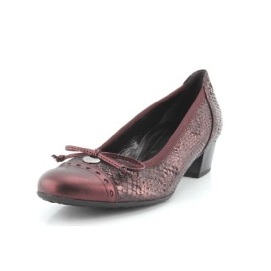 Gabor bronz női alkalmi cipő