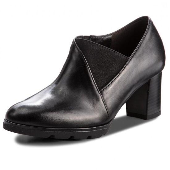 Gabor fekete bebújós női cipő - 42 1 2 - Óriás-Shop nagyméretű férfi ... da8110a12c