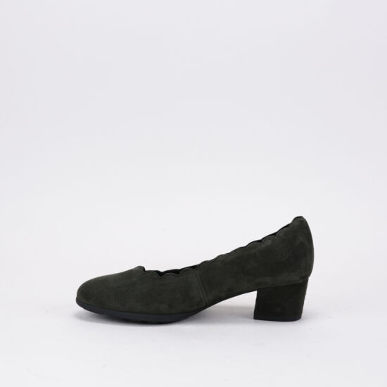 Gabor méregzöld alkalmi cipő