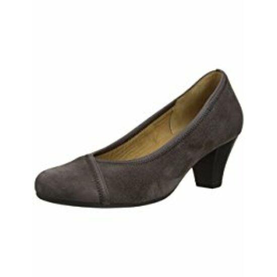 Gabor szürke női velúr cipő