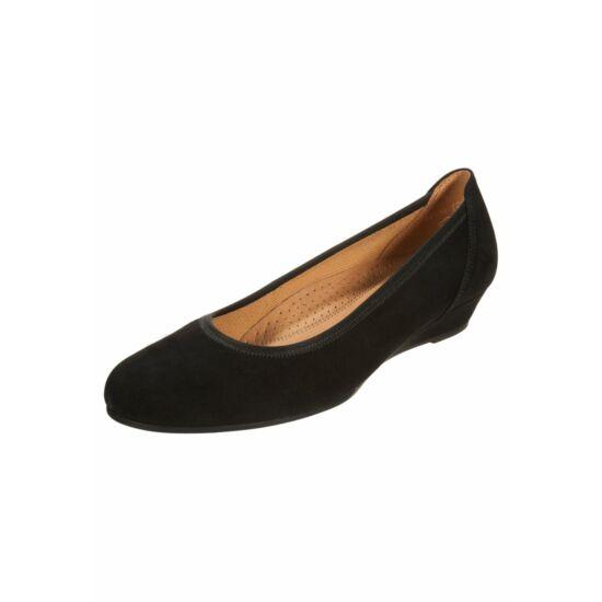 Gabor fekete éktalpú cipő 46-os méret