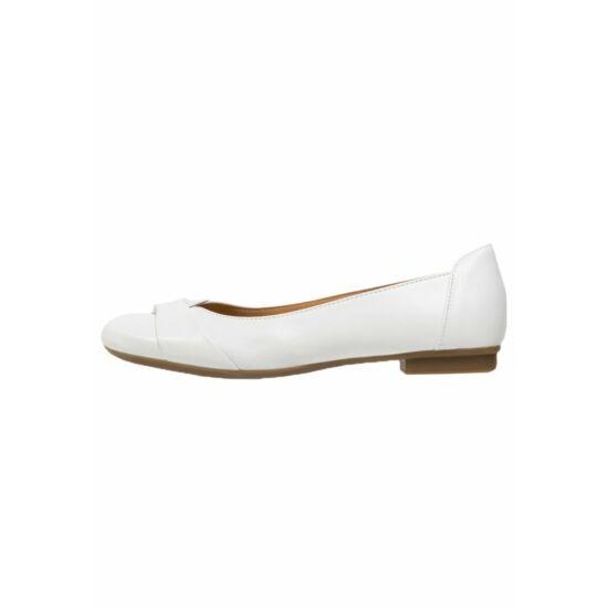 Gabor fehér balerina cipő