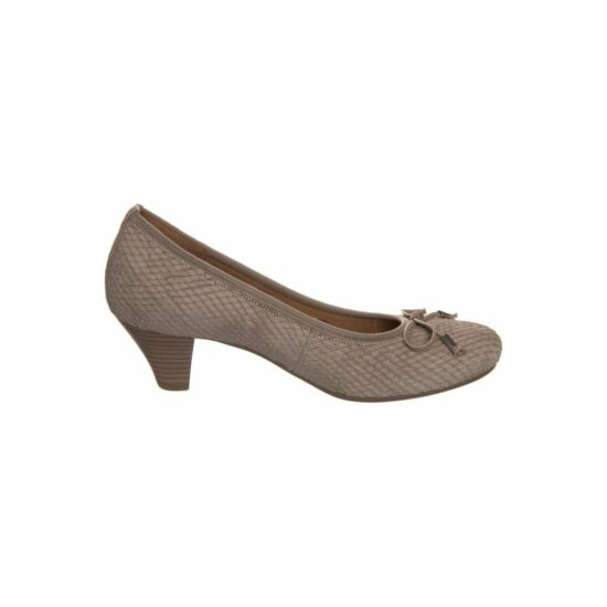 Gabor beige alkalmi cipő