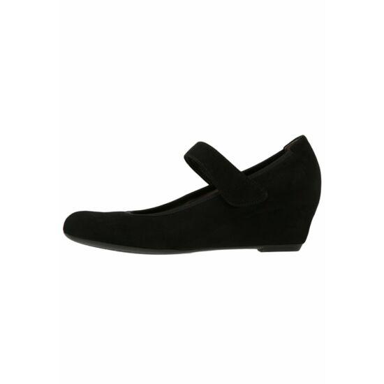 Gabor fekete pántos telitalpú cipő