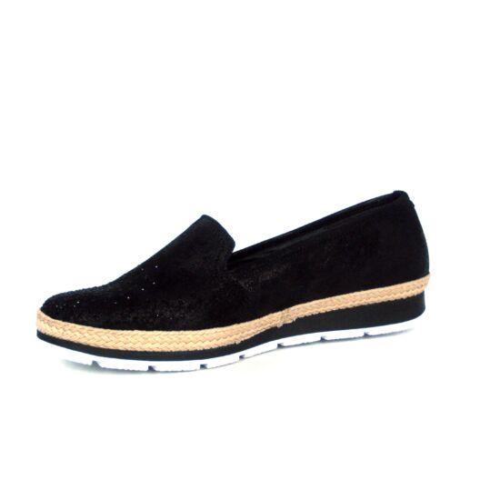 Gabor fekete bebújós cipő