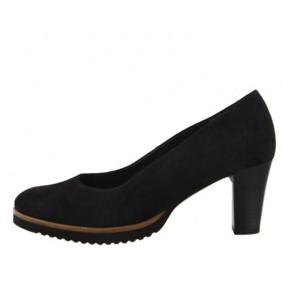Gabor sötétkék alkalmi cipő