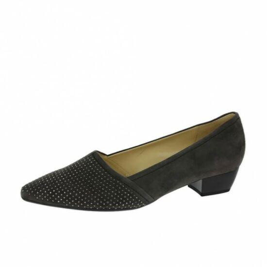 Gabor sötétszürke alkalmi cipő