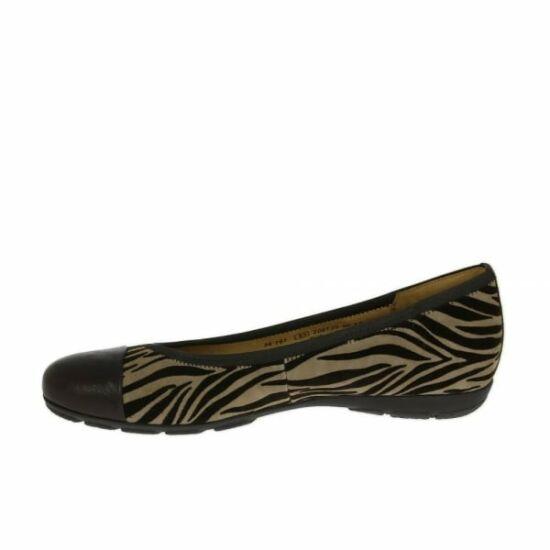 Gabor barna balerina cipő