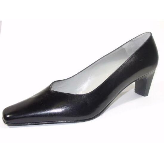Gennia Edesio fekete női alkalmi cipő