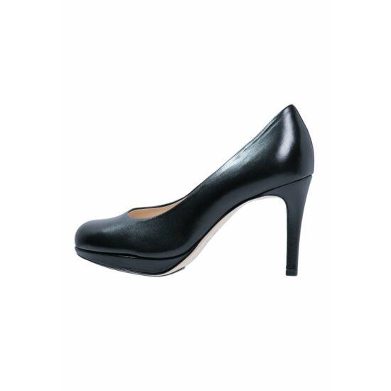 Högl fekete alkalmi cipő