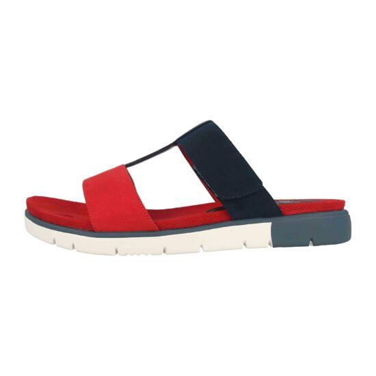 Jana piros-kék papucs