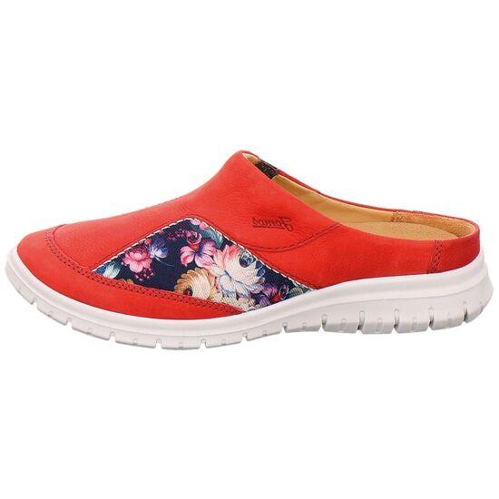 Jomos piros női papucs