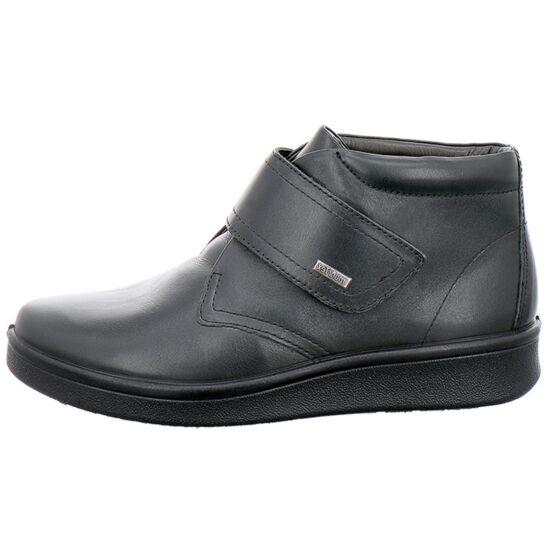 Jomos bőr női magasszárú cipő tépőzárral JomTex