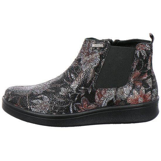 Jomos női virágmintás magasszárú cipő JomTex