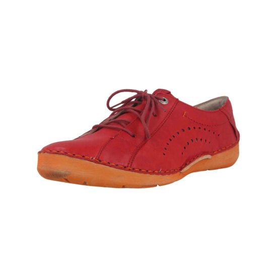 Josef Seibel Fergey 73  piros utcai női cipő