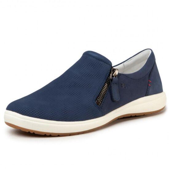 Josef Seibel Caren 22 kék bebújós női cipő