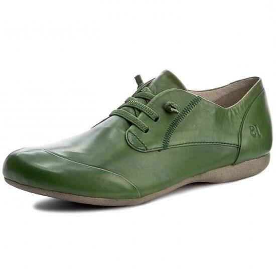 Josef Seibel zöld utcai női cipő