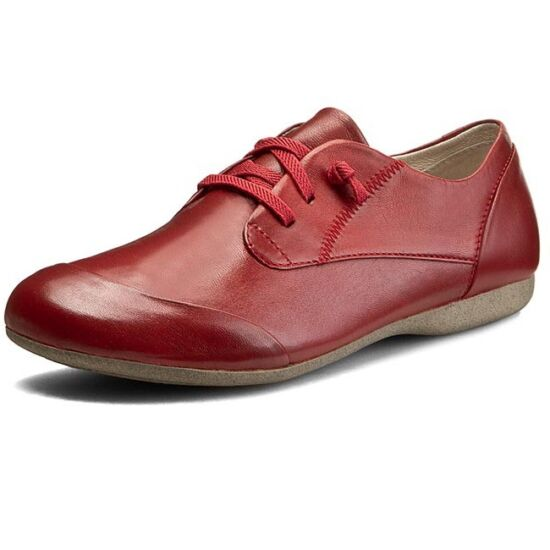 Josef Seibel piros utcai női cipő