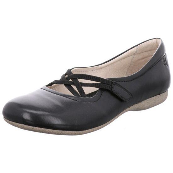 Josef Seibel Fiona39  női fekete cipő