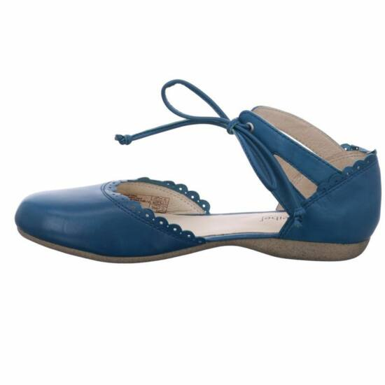 Josef Seibel Fiona  női kék szandálcipő