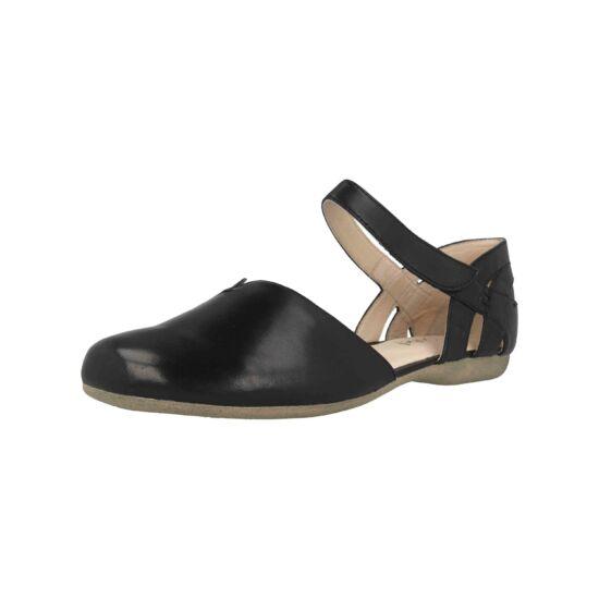 Josef Seibel Fiona67  női fekete cipő
