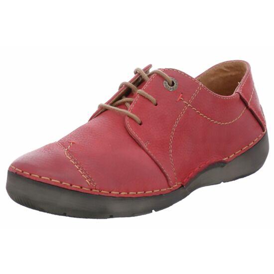 Josef Seibel Fergey piros utcai női cipő