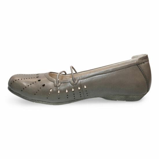 Josef Seibel szürke utcai női cipő