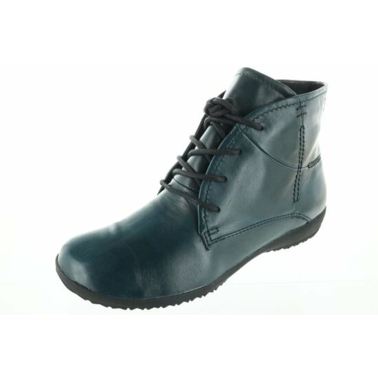 Josef Seibel olajzöld női magas szárú cipő