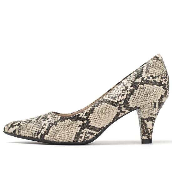 Piccadilly kígyóbőr kényelmes alkalmi cipő